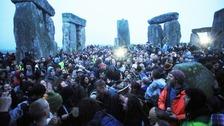 Stonehenge, solstice