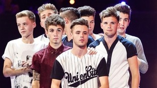 Barclay Beales is part of eight-piece boyband Stereo Kicks