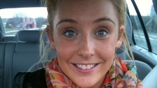 Bethany Jones who was killed in an accident on M62
