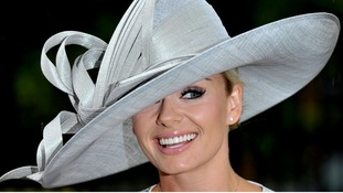 Katherine Jenkins keeps it simple