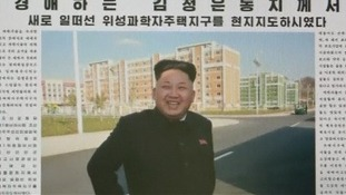 Rodong Sinmun newspaper has published new photos of Kim Jong Un for the first time in more than 40 days