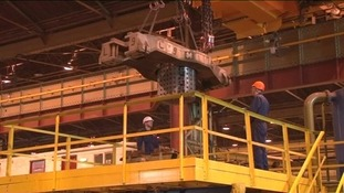 Tata Steel's Workington branch under threat