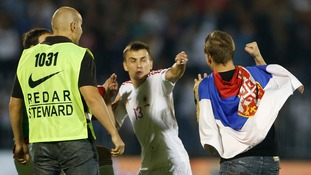 Serbian FA demand to be given Euro qualifier points