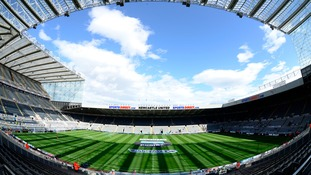 St James' Park plays host to SHINE job fair.