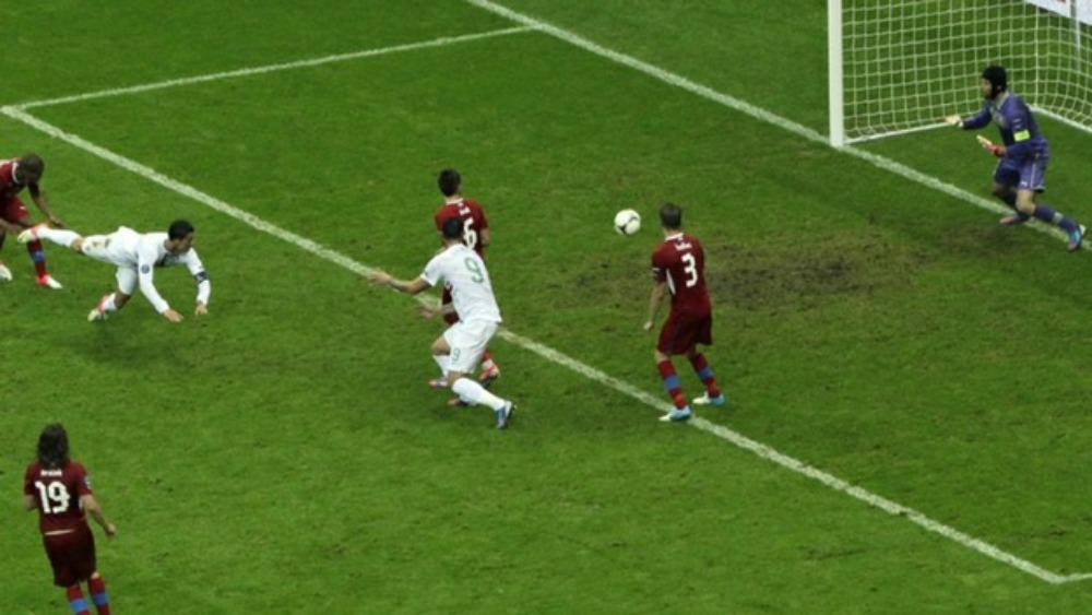 Portugal beat czechs to become first euro 2012 for Designhotel elephant prague 1 czech republic
