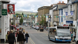 South Lakeland's biggest high street is in Kendal, where 437 shops were surveyed earlier this month.