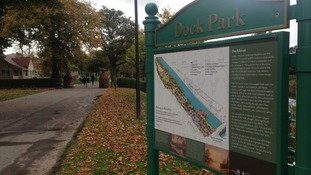 Dock Park receives Green Flag award and best park in Scotland.