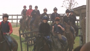 The first ever varsity horserace takes place on Friday 17 October