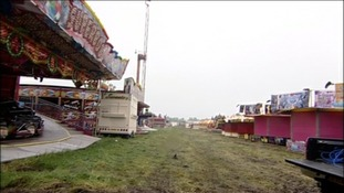 Hoppings postponed