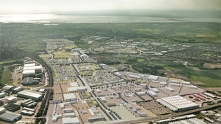 Plans for Filton Airfield