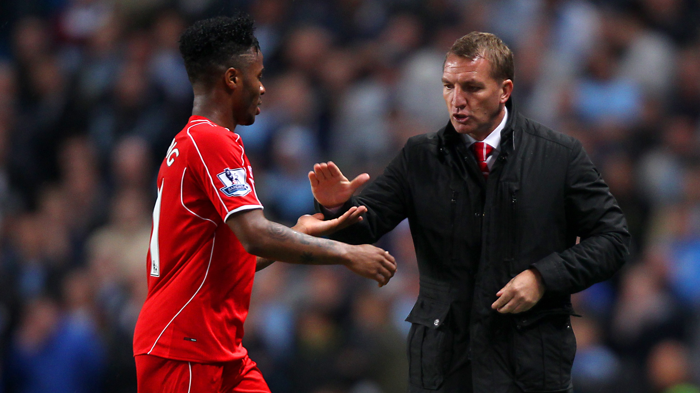 Raheem Sterling Misses Liverpool Training Wont Play For Brendan