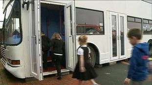Classroom bus