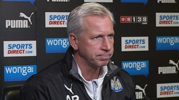 Pardew_Leicester