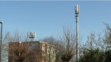 Anti-phone mast group set up in Derbyshire