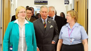 Prince Charles to visit The Queen Elizabeth Hospital Birmingham
