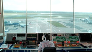 Passenger jet in near miss with 'person-shaped' object