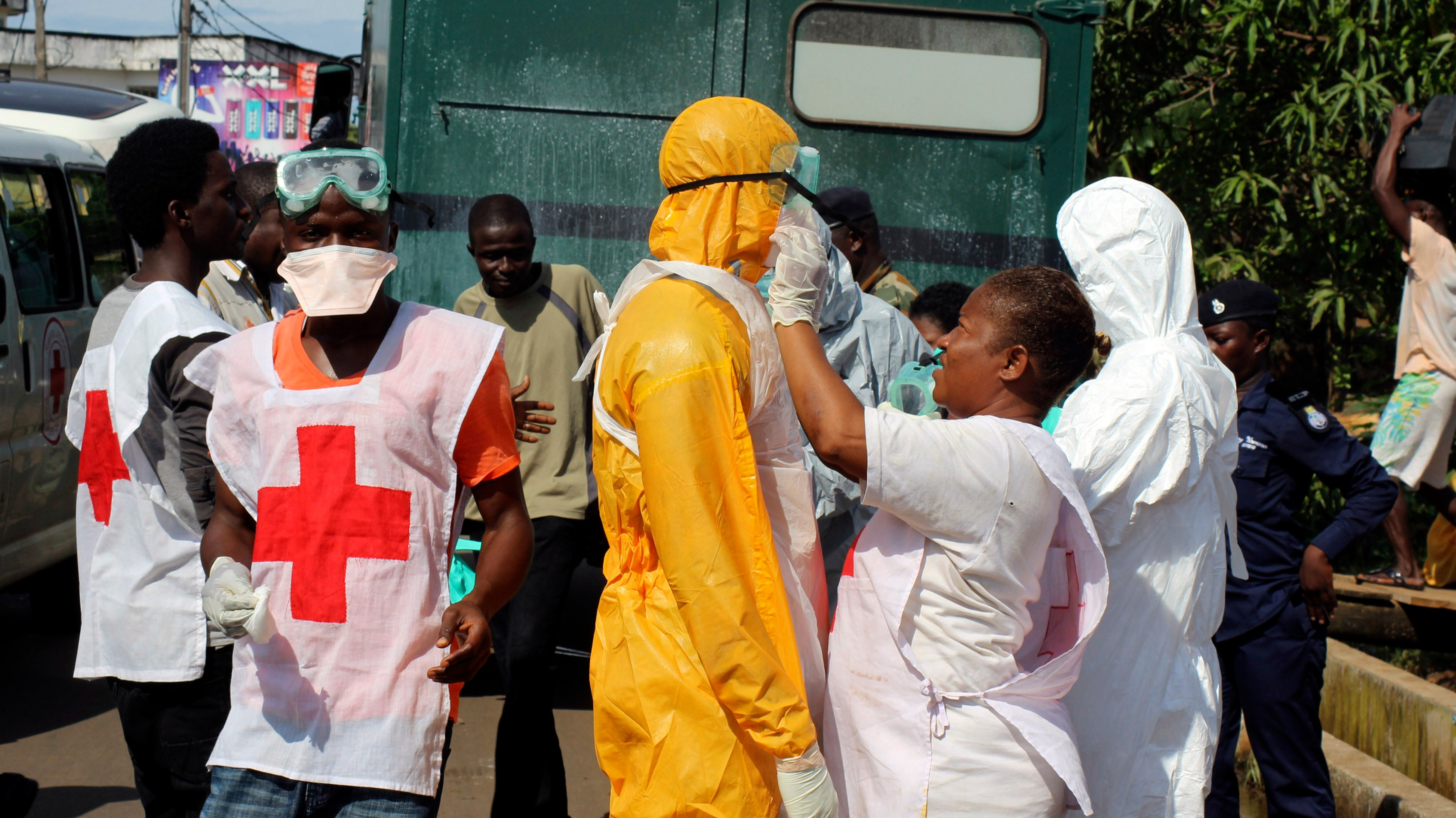 significant health care event ebola outbreak essay Ebola's impact on the health care industry though risk to us health care workers remains low, an ebola outbreak could pose a and not the risk & insurance.