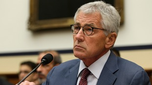 Defense Secretary Chuck Hagel ordered the creation of the new team.