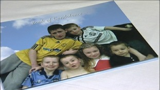 The book of condolence for the children