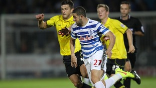 Adel Taarabt has played just three times for QPR this season.