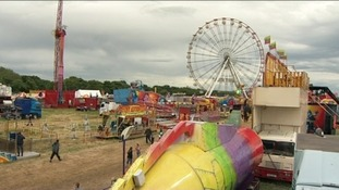 The Hoppings in 2008