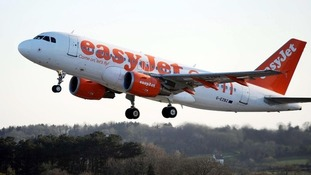 Easyjet has confirmed it offered passengers compensation to get off the plane