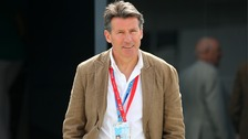 Lord Coe's company is in charge of the consultation process for Crystal Palace athletics stadium.