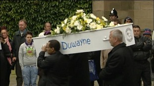 Duwayne Philpott died aged 13-years-old