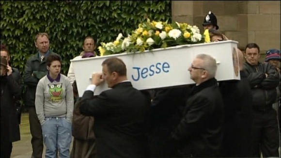 Jesse Philpott died aged 6-years-old