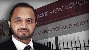 Monzoor Hussain was acting principal at Park View School.