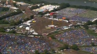 Tents at IoW
