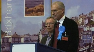 Mayor of Torbay Gordon Oliver deselected as Conservative Group Leader for Torbay Council