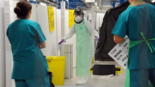 Ebola fears remain despite assurances Britain is ready