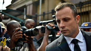 Oscar Pistorius to learn his fate after killing girlfriend Reeva Steenkamp
