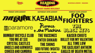 Reading and Leeds Festival line-up announced