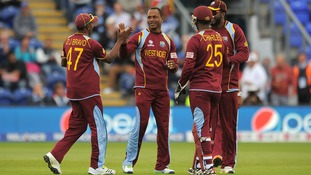 West Indies cricket India tour