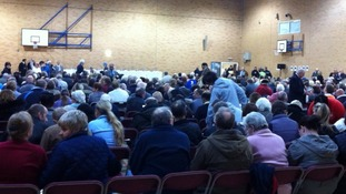Hundreds gather to discuss new travellers sites in Leicester