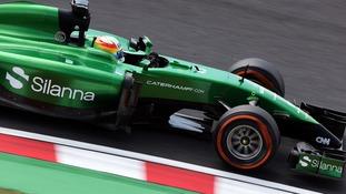 Caterham F1 stay afloat despite asset seizure