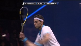 UWE student Mohamed Elshorbagy won the U.S Open on Sunday