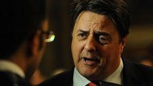 Former BNP leader Nick Griffin.