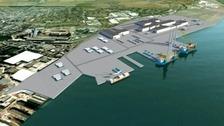 Vestas Factory Plan