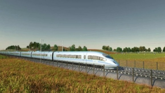 HS2 promotional image 