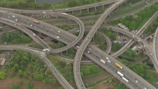 Spaghetti Junction poses challenges for engineers