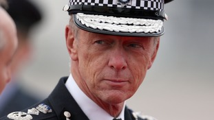Bernard Hogan-Howe, the Metropolitan Police Commissioner.