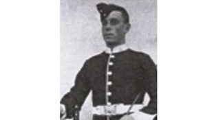 Private William Alfred Singyard