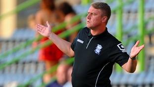Lee Clark was sacked by Birmingham City earlier this week