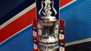 FA Cup arrives in Grimsby
