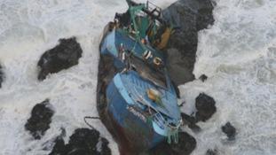 Le Sillon shipwreck