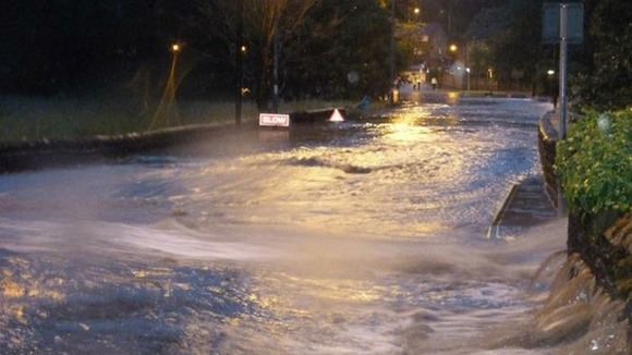 hebden bridge hit by floods