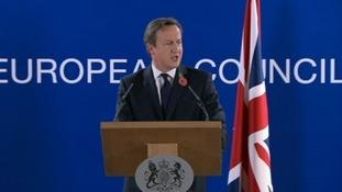 David Cameron: I am not paying £1.7bn EU bill